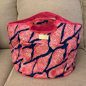 Lily Pulitzer tote cooler